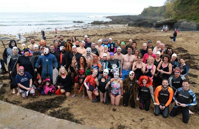 Vampire Swim at Myrtleville on Sat 31st Oct.